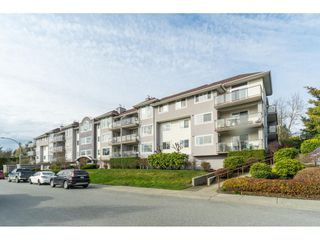 "Photo 1: 312 33599 2ND Avenue in Mission: Mission BC Condo for sale in ""Stave Lake Landing"" : MLS®# R2441146"