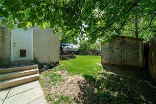 Photo 39: 202 Vista Avenue | St. Vital Winnipeg