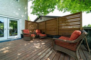 Photo 32: 202 Vista Avenue | St. Vital Winnipeg