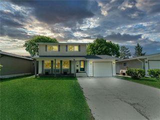 Photo 1: 202 Vista Avenue | St. Vital Winnipeg