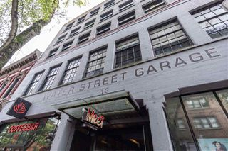 "Main Photo: 308 12 WATER Street in Vancouver: Downtown VW Condo for sale in ""The Garage"" (Vancouver West)  : MLS®# R2479325"