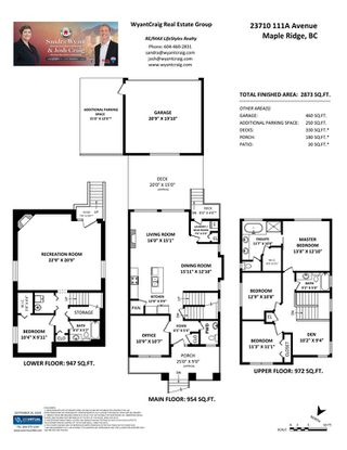 "Photo 38: 23710 111A Avenue in Maple Ridge: Cottonwood MR House for sale in ""Falcon Hill"" : MLS®# R2507986"