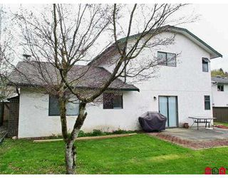 """Photo 10: 3703 BURNSIDE Drive in Abbotsford: Abbotsford East House for sale in """"Sandy Hill"""" : MLS®# F2708530"""