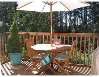 Photo 7: 50 PANORAMA Place in Port Moody: Heritage Woods PM Townhouse for sale : MLS®# V641431