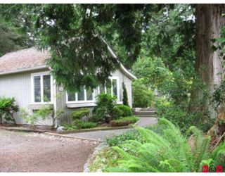"""Photo 1: 2626 CRESCENT Drive in White_Rock: Crescent Bch Ocean Pk. House for sale in """"Crescent Heights"""" (South Surrey White Rock)  : MLS®# F2716901"""