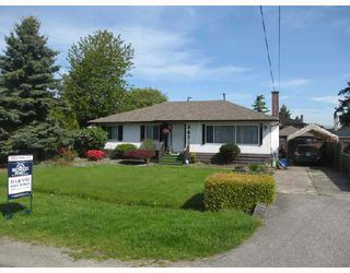 Photo 1: 8651 MOWBRAY Road in Richmond: Saunders House for sale : MLS®# V709884