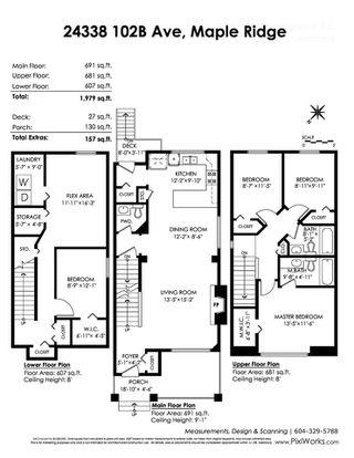 Photo 17: 24338 102B Avenue in Maple Ridge: Albion House for sale : MLS®# R2409697