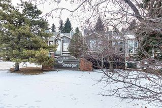 Photo 39: 12 1440 SHERWOOD Drive: Sherwood Park Townhouse for sale : MLS®# E4225047