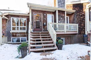 Photo 45: 12 1440 SHERWOOD Drive: Sherwood Park Townhouse for sale : MLS®# E4225047