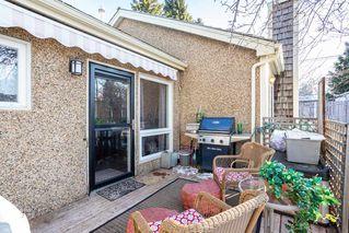 Photo 22: 12 1440 SHERWOOD Drive: Sherwood Park Townhouse for sale : MLS®# E4225047