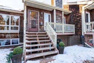 Photo 1: 12 1440 SHERWOOD Drive: Sherwood Park Townhouse for sale : MLS®# E4225047