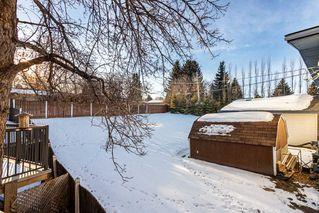 Photo 38: 12 1440 SHERWOOD Drive: Sherwood Park Townhouse for sale : MLS®# E4225047