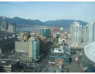 "Photo 8: 3503 928 BEATTY Street in Vancouver: Downtown VW Condo for sale in ""THE MAX"" (Vancouver West)  : MLS®# V641759"