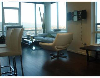 "Photo 4: 3503 928 BEATTY Street in Vancouver: Downtown VW Condo for sale in ""THE MAX"" (Vancouver West)  : MLS®# V641759"