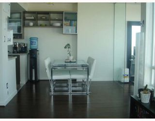 "Photo 3: 3503 928 BEATTY Street in Vancouver: Downtown VW Condo for sale in ""THE MAX"" (Vancouver West)  : MLS®# V641759"