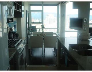 "Photo 2: 3503 928 BEATTY Street in Vancouver: Downtown VW Condo for sale in ""THE MAX"" (Vancouver West)  : MLS®# V641759"