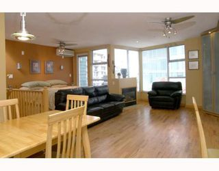 """Photo 2: 314 638 W 7TH Avenue in Vancouver: Fairview VW Condo for sale in """"OMEGA CITIHOMES"""" (Vancouver West)  : MLS®# V648644"""