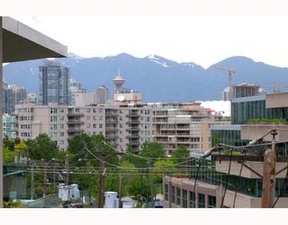 """Photo 10: 314 638 W 7TH Avenue in Vancouver: Fairview VW Condo for sale in """"OMEGA CITIHOMES"""" (Vancouver West)  : MLS®# V648644"""