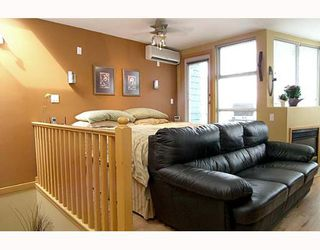 """Photo 6: 314 638 W 7TH Avenue in Vancouver: Fairview VW Condo for sale in """"OMEGA CITIHOMES"""" (Vancouver West)  : MLS®# V648644"""