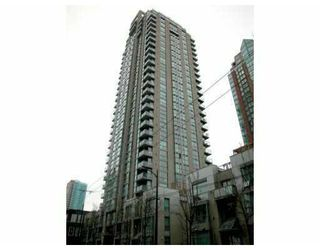 Photo 1: # 803 928 RICHARDS ST in Vancouver: Condo for sale : MLS®# V865523