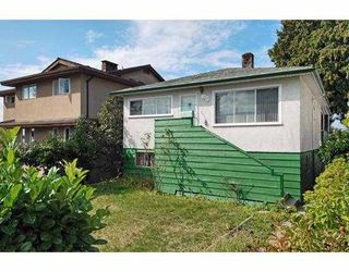 Photo 1: 155 N RANELAGH AV in Burnaby: Capitol Hill BN House  (Burnaby North)  : MLS®# V803376
