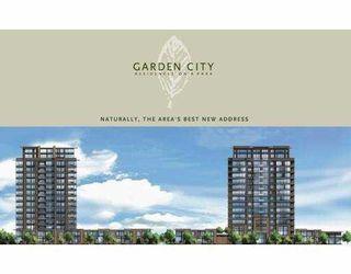 "Photo 2: TH9 6333 KATSURA Street in Richmond: McLennan North Condo for sale in ""GARDEN CITY RES."" : MLS®# V704848"