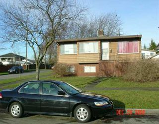 "Photo 1: 1807 UPLAND Drive in Vancouver: Fraserview VE House for sale in ""FRASERVIEW"" (Vancouver East)  : MLS®# V624719"