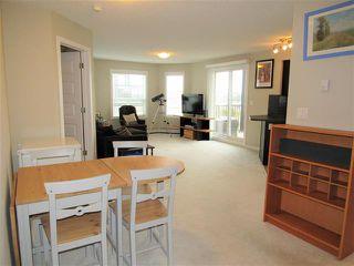 Photo 2: #313 400 SILVER BERRY RD NW in Edmonton: Zone 30 Condo for sale : MLS®# E4155929