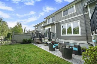 "Photo 19: 14 11384 BURNETT Street in Maple Ridge: East Central Townhouse for sale in ""MAPLE CREEK"" : MLS®# R2394966"