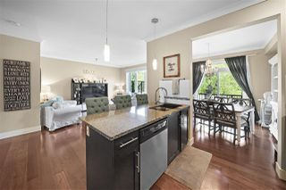 "Photo 3: 14 11384 BURNETT Street in Maple Ridge: East Central Townhouse for sale in ""MAPLE CREEK"" : MLS®# R2394966"