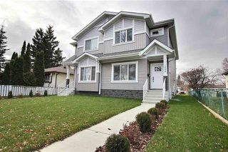 Main Photo: 12238 89 Street in Edmonton: Zone 05 House Half Duplex for sale : MLS®# E4180407