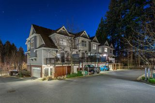 "Photo 1: 13 3380 FRANCIS Crescent in Coquitlam: Burke Mountain Townhouse for sale in ""FRANCIS GATE"" : MLS®# R2447373"