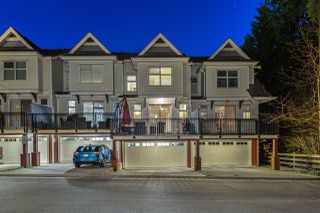 "Photo 2: 13 3380 FRANCIS Crescent in Coquitlam: Burke Mountain Townhouse for sale in ""FRANCIS GATE"" : MLS®# R2447373"