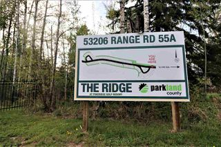 Photo 3: 7 53206 RGE RD 55A: Rural Parkland County Rural Land/Vacant Lot for sale : MLS®# E4195485