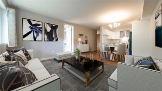 "Photo 1: 109 1040 E BROADWAY in Vancouver: Mount Pleasant VE Condo for sale in ""MARINER MEWS"" (Vancouver East)  : MLS®# R2457944"