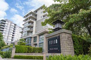 "Main Photo: 408 9232 UNIVERSITY Crescent in Burnaby: Simon Fraser Univer. Condo for sale in ""NOVO TWO"" (Burnaby North)  : MLS®# R2460369"