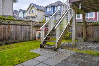 "Photo 34: 57 1108 RIVERSIDE Close in Port Coquitlam: Riverwood Townhouse for sale in ""HERITAGE MEADOWS"" : MLS®# R2507739"