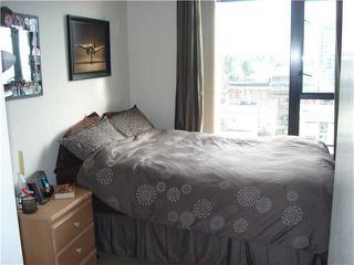 "Photo 6: 1009-155 West 1st Street in North Vancouver: Lower Lonsdale Condo for sale in ""TIME EAST"" : MLS®# V860373"