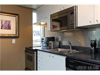 Photo 2: 302 932 Johnson Street in VICTORIA: Vi Downtown Residential for sale (Victoria)  : MLS®# 299733