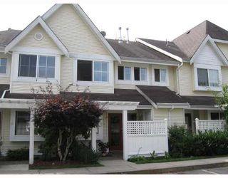 "Main Photo: 23 23560 119TH Avenue in Maple_Ridge: Cottonwood MR Townhouse for sale in ""HOLLYHOCK"" (Maple Ridge)  : MLS®# V665725"