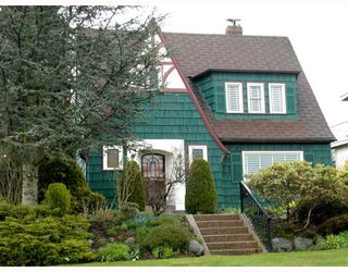 Photo 1: 5872 ARLINGTON Street in Vancouver: Killarney VE House for sale (Vancouver East)  : MLS®# V699324