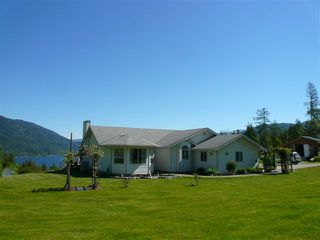 Main Photo: 6271 Eagle Bay Road: Eagle Bay House with Acreage for sale (Shuswap)  : MLS®# 9215833