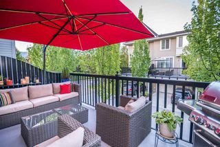 Photo 7: 28 2418 AVON Place in Port Coquitlam: Riverwood Townhouse for sale : MLS®# R2396554