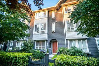 Main Photo: 28 2418 AVON Place in Port Coquitlam: Riverwood Townhouse for sale : MLS®# R2396554