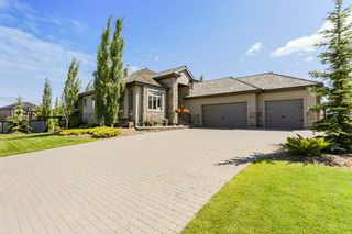 Photo 1: 404 Linksview Crescent: Rural Strathcona County House for sale : MLS®# E4172375