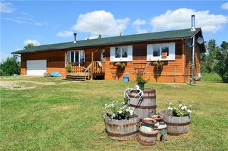Main Photo: 37227 Sand Road in Red Deer County: RC Rural Red Deer County Residential Acreage for sale : MLS®# CA0180961