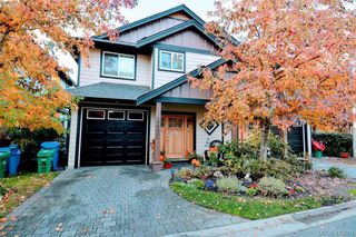 Photo 1: C 2220 SOOKE Road in VICTORIA: Co Hatley Park Row/Townhouse for sale (Colwood)  : MLS®# 419091