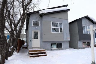 Photo 1: 7 Vivian Avenue in Winnipeg: Residential for sale (2D)  : MLS®# 202001807
