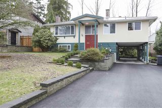 Main Photo: 1311 ELINOR Crescent in Port Coquitlam: Mary Hill House for sale : MLS®# R2437279