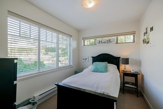 """Photo 13: 9 6238 192 Street in Surrey: Cloverdale BC Townhouse for sale in """"Bakerview Terrace"""" (Cloverdale)  : MLS®# R2442688"""